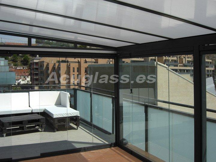 Cerramientos integrales en zaragoza acuglass zaragoza - Cerrar terraza aluminio ...