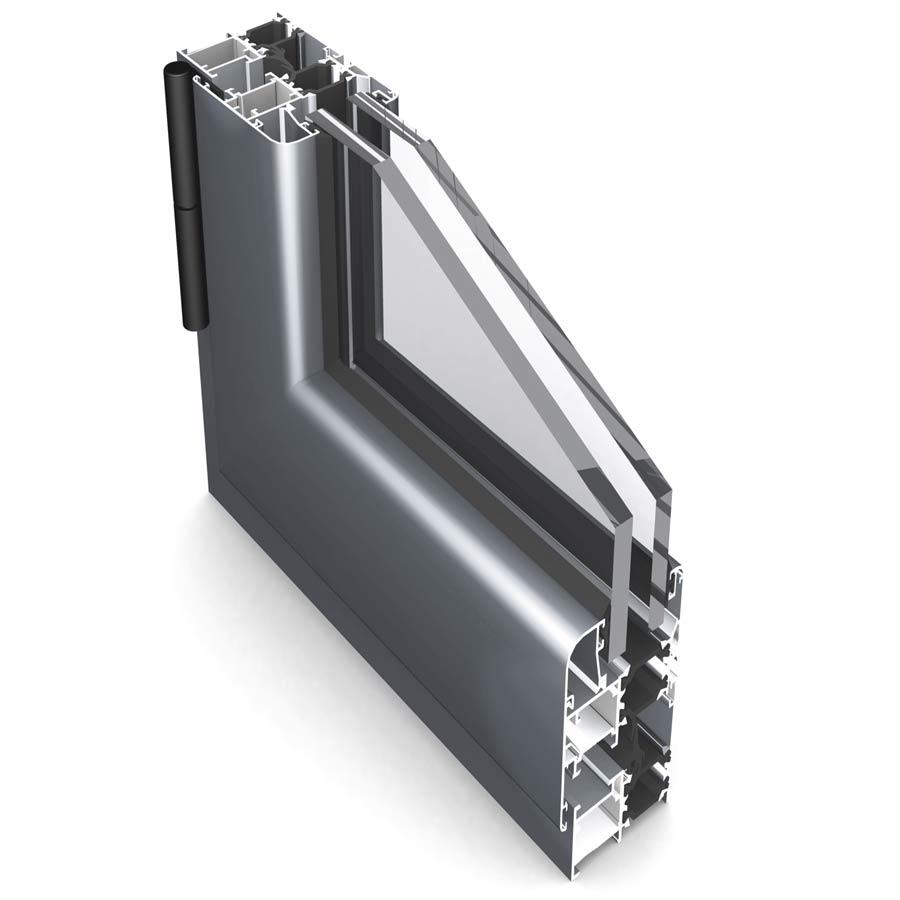 Las ventanas de aluminio y sus precios acuglass zaragoza - Ventanas rotura puente termico ...