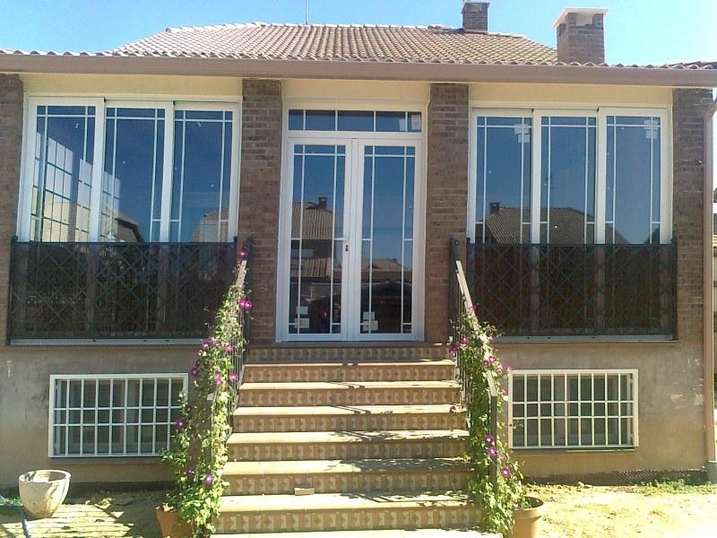 Ventanas correderas cerramientos de terrazas y cortinas de cristal acuglass - Cerramiento de balcones y terrazas ...