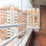 Cerramiento de exterior en la ciudad de Zaragoza