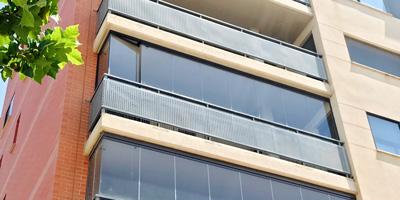 Cortinas de cristal para terrazas Acuglass